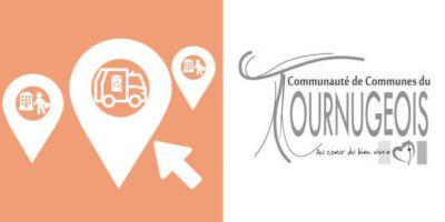 CC du Tournugeois, cartogérance, sig, cartogerance, carto, websig, webmapping, WebVilleServer, cartographie, carte à la demande, numérisation, développement économique, locaux vacants, collecte des déchets, outils métiers, proxigis