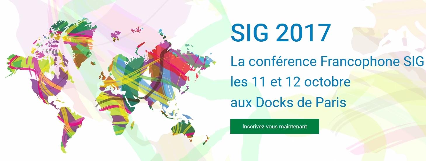 Esri,Conférence, SIG 2017, CCVG, Proxigis, SIG, cartographie, communication utilisateurs