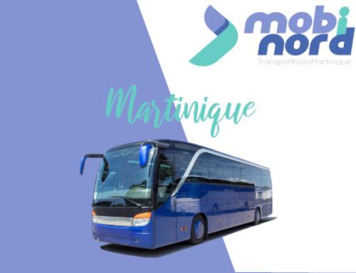 Cartographie de communication pour la Martinique