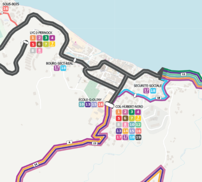 cartographie, lorrain, martinique, mobinord, bus, transport, scolaire, urbain, arrêts, carte communication, communication, qgis, illustrator, poster, transport, sig, websig, agence, proxigis, cartogerance, cartogérance